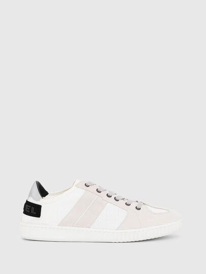Diesel - S-MILLENIUM LC, Weiß/Rosa - Sneakers - Image 1