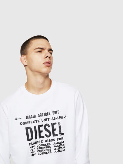 Diesel - S-GIR-B5,  - Sweatshirts - Image 3