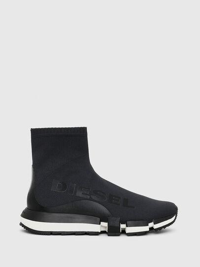 Diesel - H-PADOLA HIGH SOCK W, Schwarz - Sneakers - Image 1