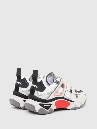 Diesel - S-KIPPER LOW TREK II, Weiß - Sneakers - Image 3