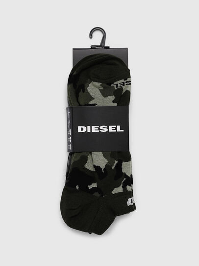 Diesel - SKM-GOST-THREEPACK, Dunkelgrau - Strümpfe - Image 2