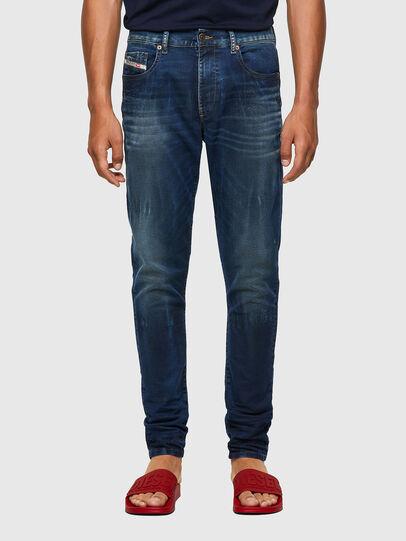 Diesel - D-Strukt JoggJeans® 069WR, Bleu Foncé - Jeans - Image 1