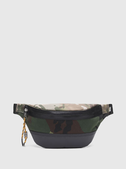 Diesel - ALLAN, Vert Militaire - Sacs ceinture - Image 1