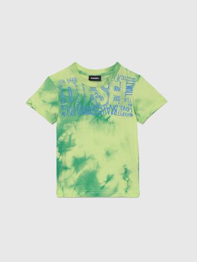 Diesel - TIMMYB-R, Vert - T-shirts et Hauts - Image 1