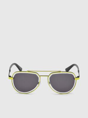 DL0266, Gelb - Sonnenbrille