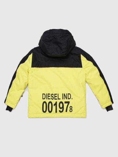 Diesel - JPOLAR-SKI, Nero/Giallo - Abbigliamento da sci - Image 2