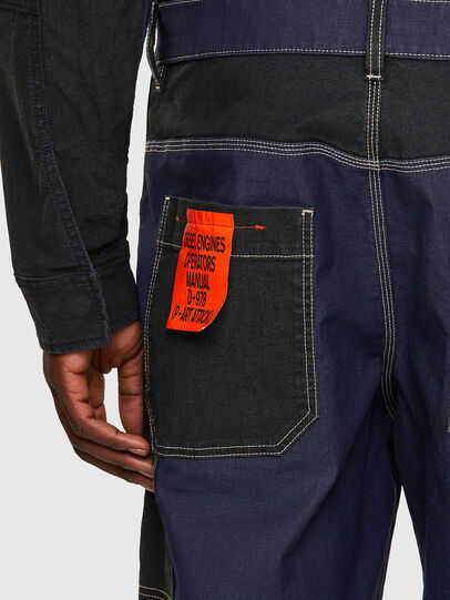 Diesel - D-Franky JoggJeans® 0EEAW, Bleu Foncé - Jeans - Image 3