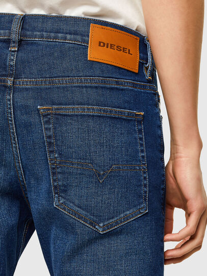 Diesel - D-Luster 009NN, Bleu Foncé - Jeans - Image 3