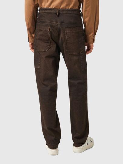 Diesel - D-Franky 09B38, Marron - Jeans - Image 2