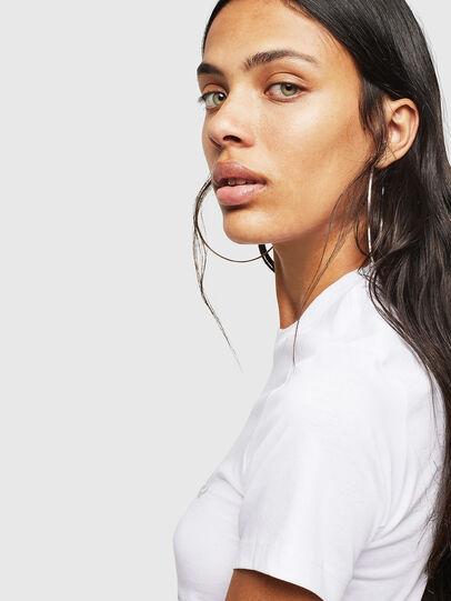 Diesel - T-SILY-WN, Weiß - T-Shirts - Image 4