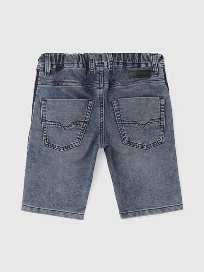 Diesel - KROOLEY-J SH JOGGJEANS, Bleu moyen - Shorts - Image 2