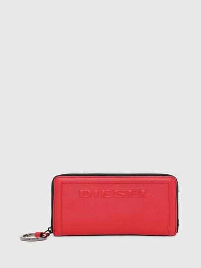 Diesel - GRANATO LC, Feuerrot - Portemonnaies Zip-Around - Image 1