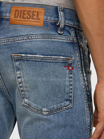 Diesel - D-Strukt 009GE, Mittelblau - Jeans - Image 4