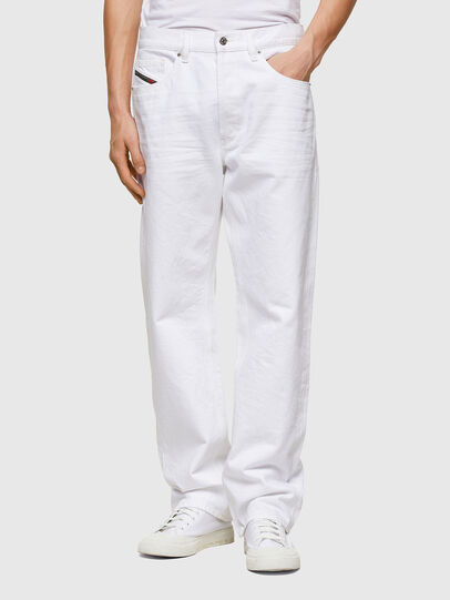 Diesel - D-Macs 0ABBY, Blanc - Jeans - Image 1