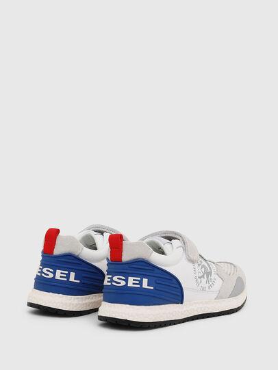 Diesel - SN RUNNER 01 LC CH, Weiß/Blau - Schuhe - Image 3