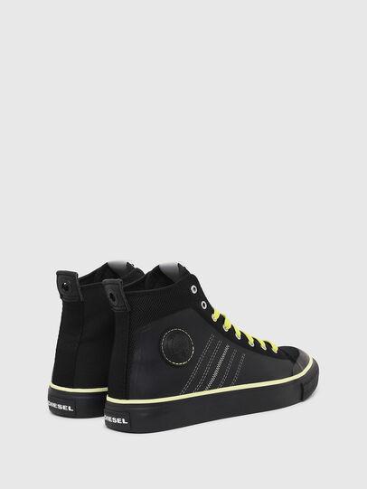 Diesel - S-ASTICO MC H, Schwarz/Gelb - Sneakers - Image 3