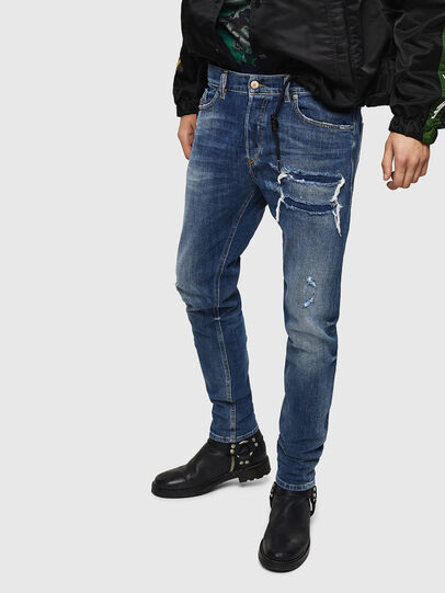 Diesel - Tepphar 0890X, Mittelblau - Jeans - Image 4