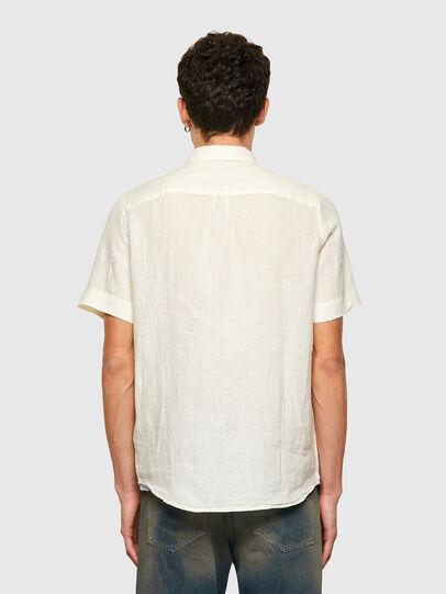 Diesel - S-KIRU, Blanc - Chemises - Image 2