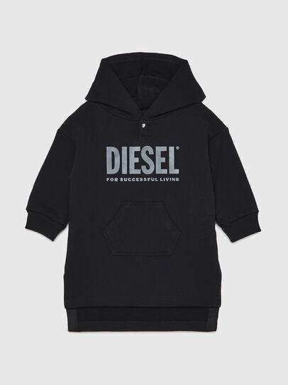 Diesel - DILSETB, Schwarz - Kleider - Image 1
