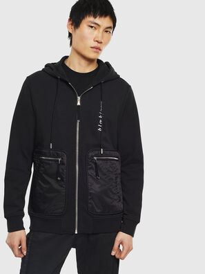 S-SKRA, Schwarz - Sweatshirts
