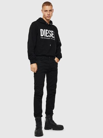 Diesel - Thommer 0688H, Schwarz/Dunkelgrau - Jeans - Image 6