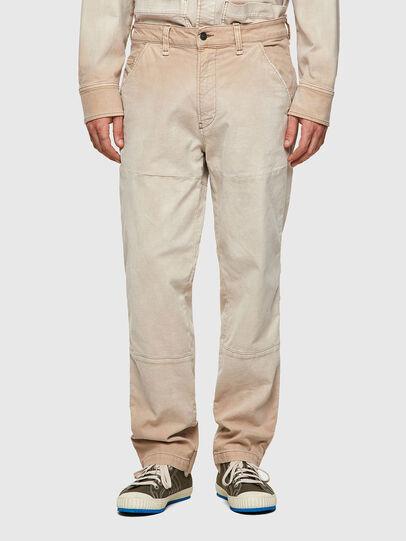 Diesel - D-Azerr JoggJeans® 069WG, Bianco - Jeans - Image 1