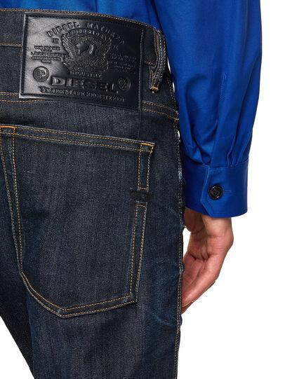 Diesel - D-Amny 069WF, Dunkelblau - Jeans - Image 4