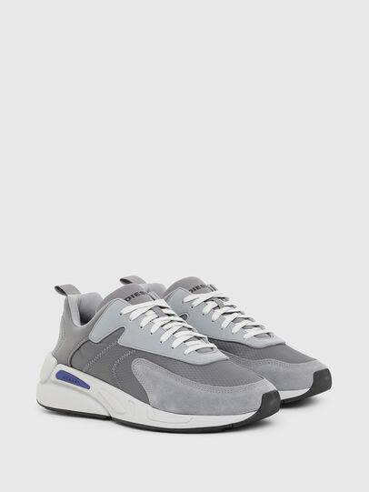 Diesel - S-SERENDIPITY LOW CU, Grigio - Sneakers - Image 2