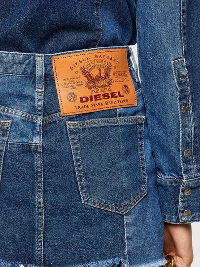 Diesel - DE-DESY-Z1, Bleu moyen - Robes - Image 3