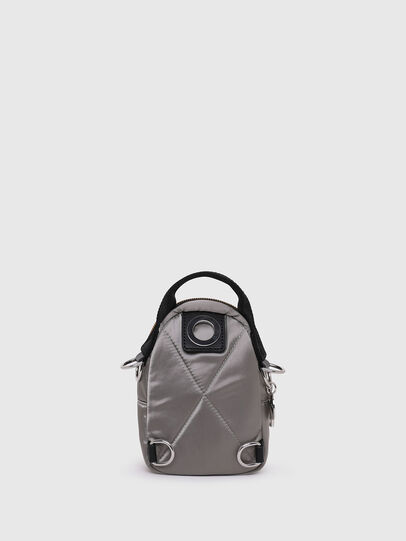 Diesel - LEDYBAG, Grey - Crossbody Bags - Image 2