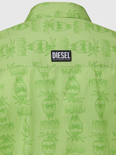 Diesel - S-ROHAD-C, Grün - Hemden - Image 3