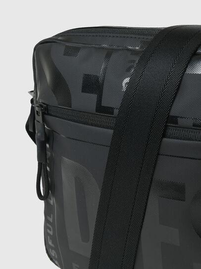 Diesel - X-BOLD DOUBLE CROSS, Noir - Sacs en bandoulière - Image 5