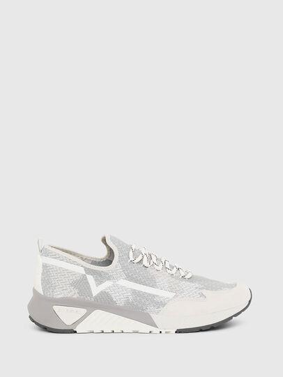 Diesel - S-KBY, Grau/Weiß - Sneakers - Image 1
