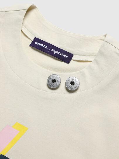 Diesel - PR-TS04, Weiß - T-Shirts - Image 4