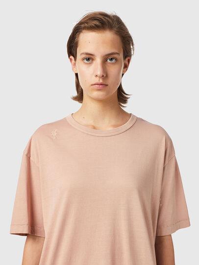 Diesel - T-BOYISH-B2, Rose Poudré - T-Shirts - Image 3