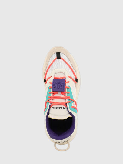 Diesel - S-SERENDIPITY LC EVO, Bianco/Rosa - Sneakers - Image 6
