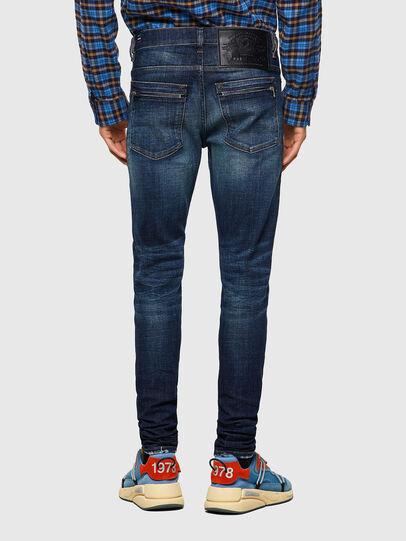 Diesel - D-Amny 09A27, Blu Scuro - Jeans - Image 2