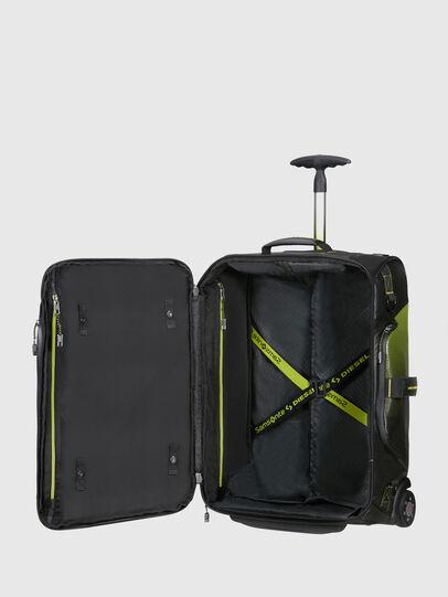 Diesel - KA2*69008 - PARADIVE, Schwarz/Gelb - Reisetaschen mit Rollen - Image 5