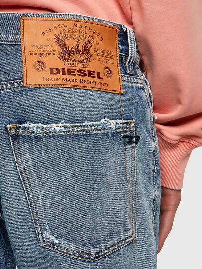 Diesel - D-Kras 09A24, Blu medio - Jeans - Image 2