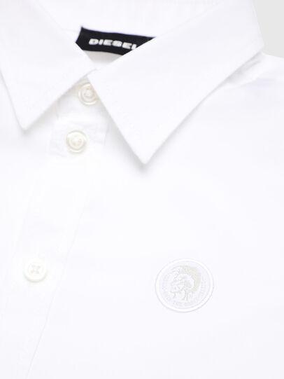 Diesel - CSBILLB, Weiß - Hemden - Image 3