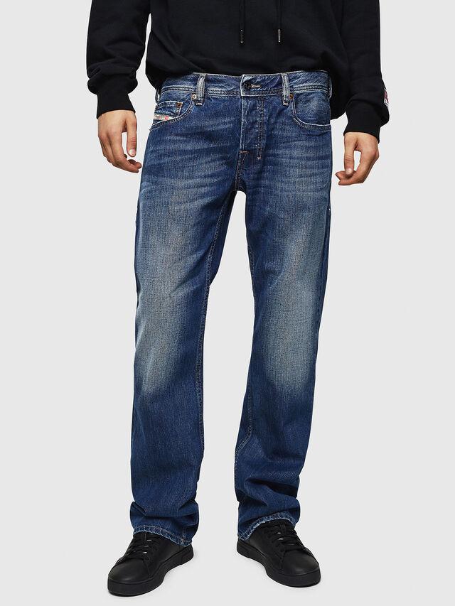 Diesel - Zatiny 008XR, Dunkelblau - Jeans - Image 1