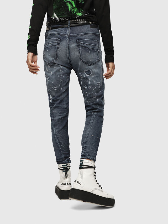 Diesel - Fayza JoggJeans 069CC, Dunkelblau - Jeans - Image 2