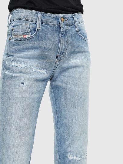 Diesel - D-Rifty 0095V, Hellblau - Jeans - Image 5