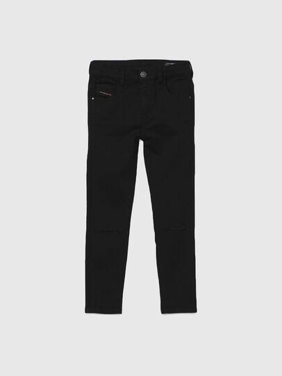 Diesel - D-SLANDY-HIGH-J-SP, Schwarz - Jeans - Image 1