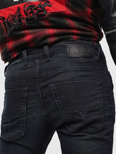 Diesel - Krooley JoggJeans 069KJ, Schwarz/Dunkelgrau - Jeans - Image 4