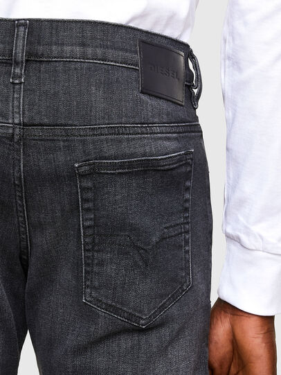 Diesel - D-Yennox 009EN, Noir/Gris foncé - Jeans - Image 4