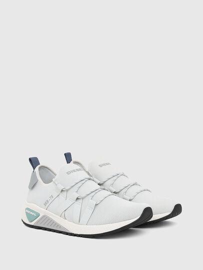 Diesel - S-KB WEB LACE, Azurblau - Sneakers - Image 2