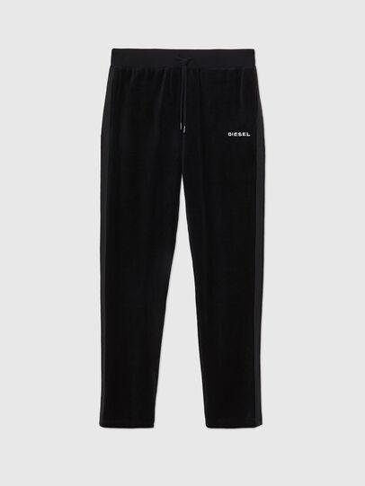 Diesel - UFLB-PANSHIN, Noir - Pantalons - Image 1