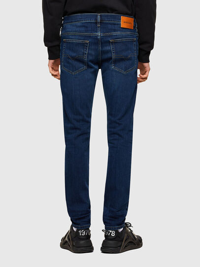Diesel - D-Yennox 009ML, Bleu Foncé - Jeans - Image 2