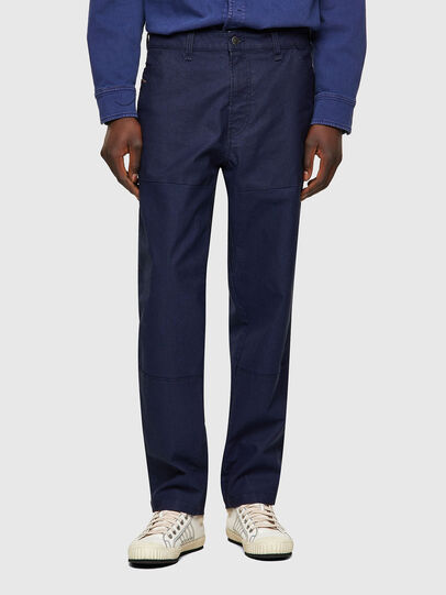 Diesel - D-Azerr JoggJeans® 069WI, Blu medio - Jeans - Image 1